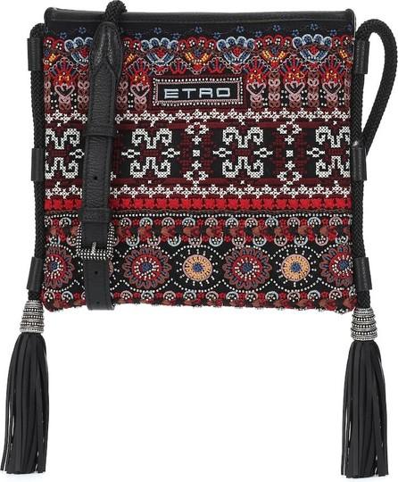 Etro Eivissa embroidered crossbody bag