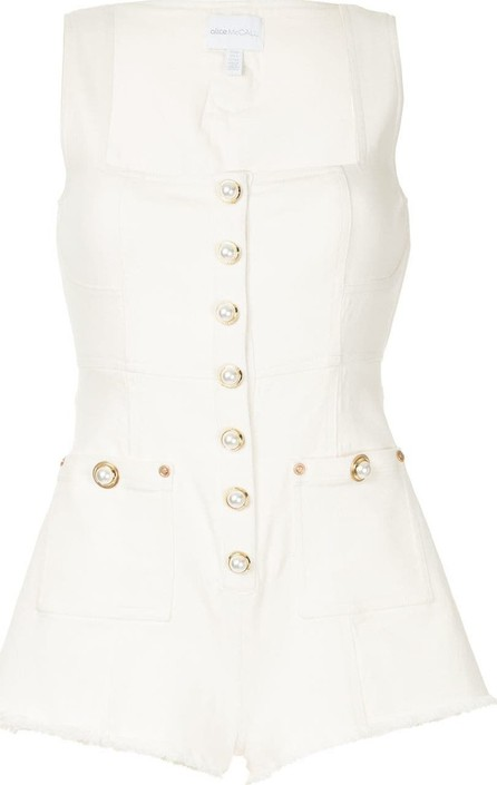 Alice McCall I Like Me Better playsuit
