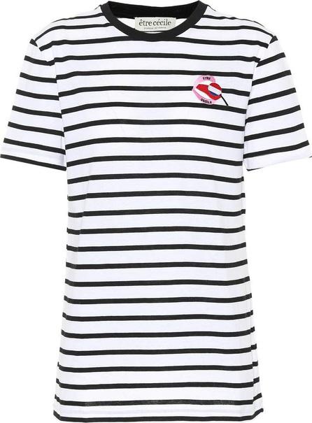 Etre Cecile Striped cotton T-shirt