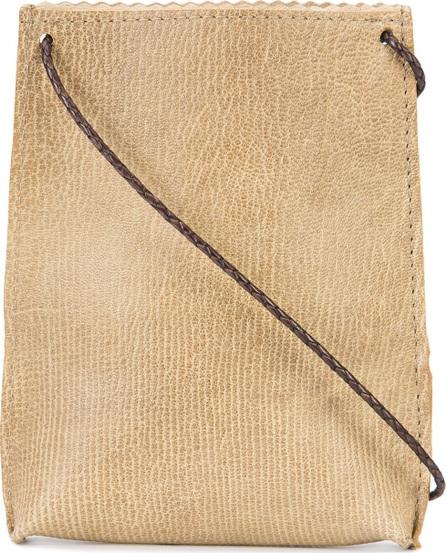B May textured cross body bag
