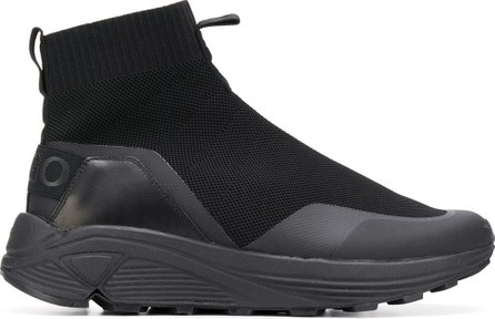 BOSS Hugo Boss Waffled sock sneakers