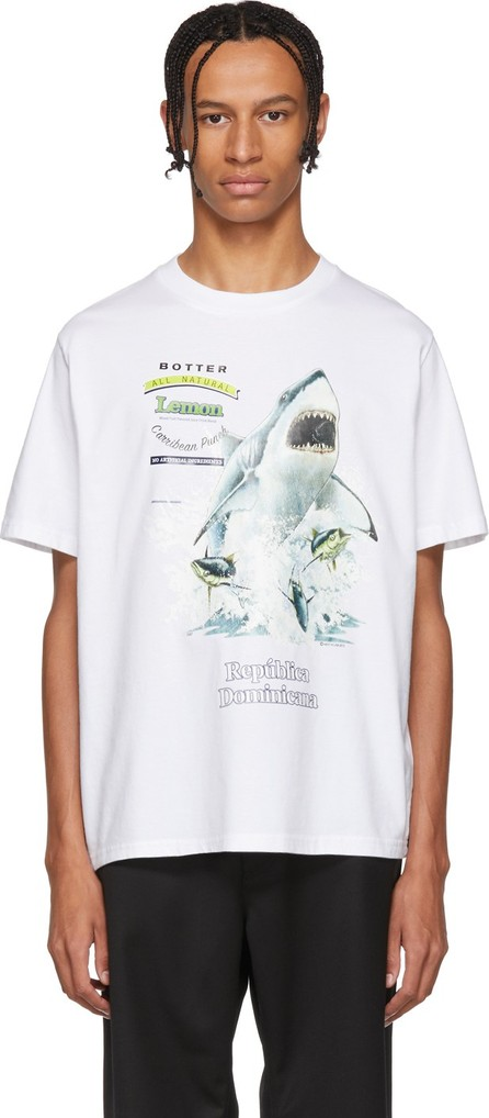 Botter White Shark T-Shirt