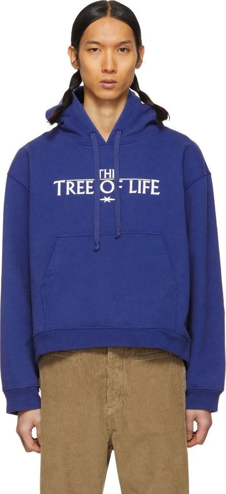 Phipps Blue Tree Of Life Hoodie