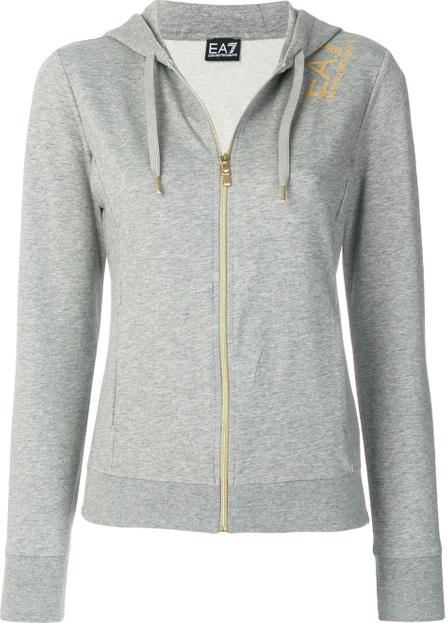 Ea7 Emporio Armani Zipped hoodie