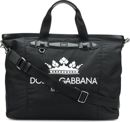 Dolce & Gabbana Logo print tote