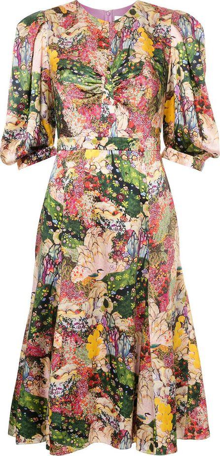 Erdem Esmerelda dress