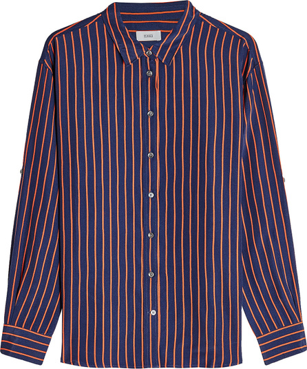 Closed Joan Striped Shirt with Silk