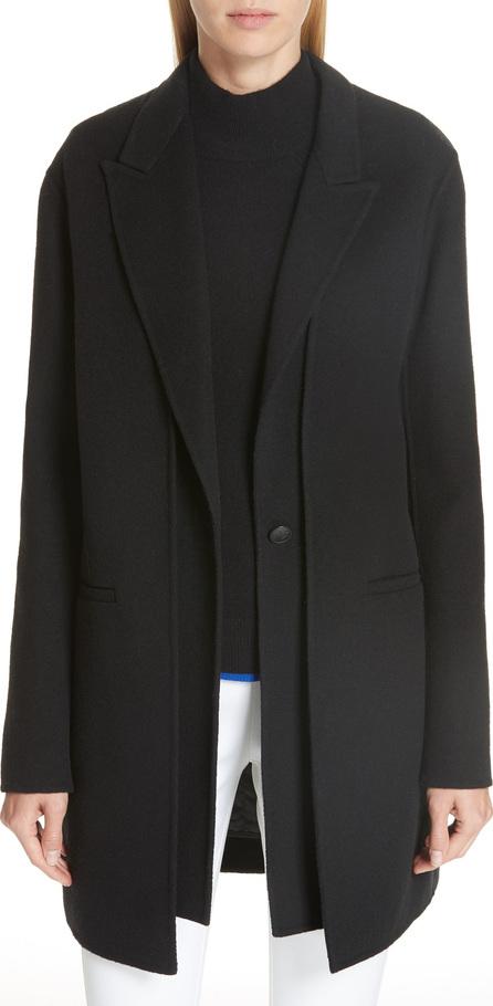 Rag & Bone Kaye Layered Vest & Coat
