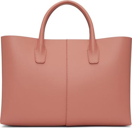Mansur Gavriel Pink Mini Folded Bag