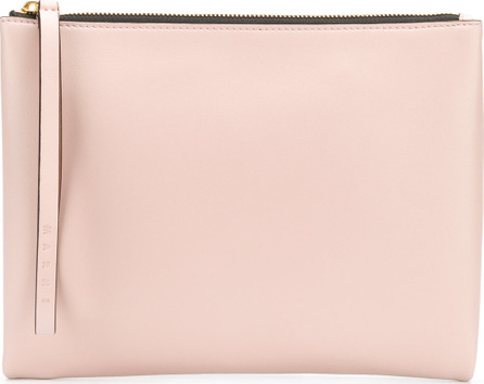 Marni Colour block zip pouch
