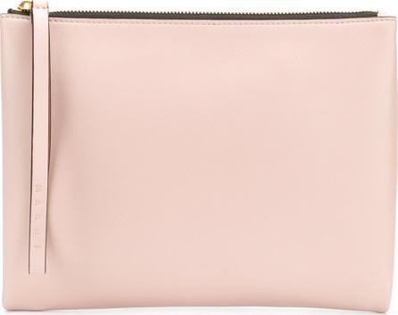 Marni Colour block zip pouch