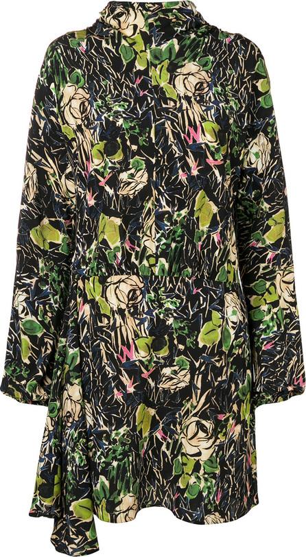 Prada All-over print dress