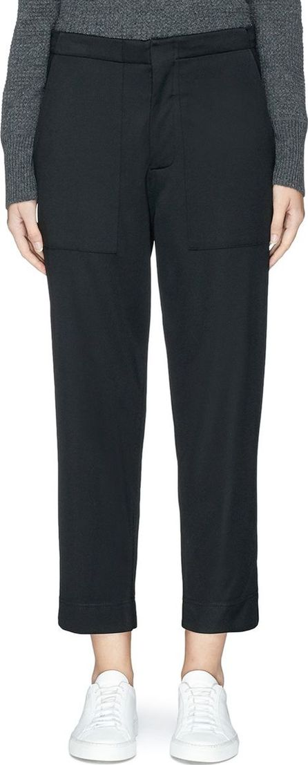 Bassike Cavalry twill cropped pants