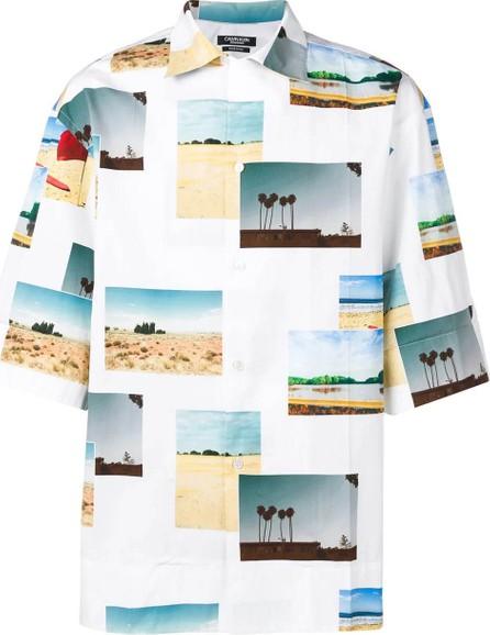 Calvin Klein 205W39NYC Beach button down
