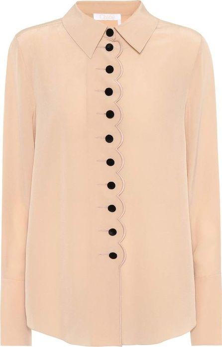 Chloe Silk shirt