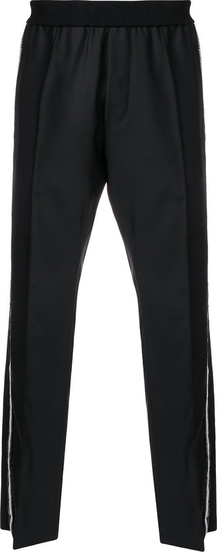 DSQUARED2 sequinned tailored trousers