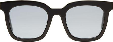 Gentle Monster Black Large Finn Sunglasses