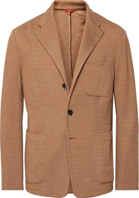 Barena Light-Brown Mesola Slim-Fit Unstructured Knitted Blazer