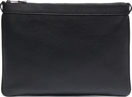 Maison Margiela PVC panel leather pouch