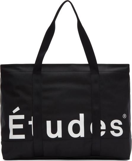 Etudes Black August Duffle Bag