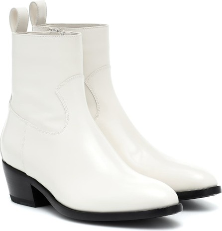 Jimmy Choo Jesse leather ankle boots