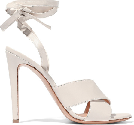 Gianvito Rossi Crissy leather sandals