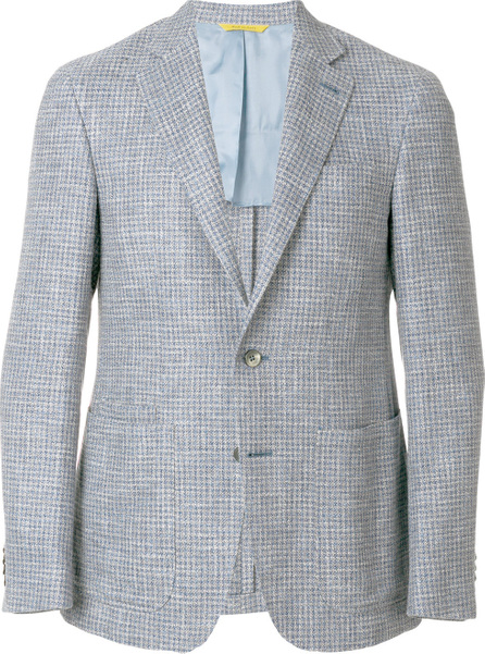 Canali Classic single-breasted blazer