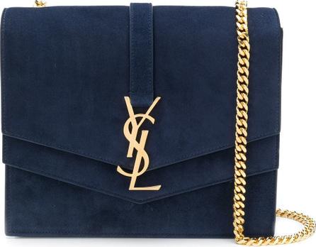 Saint Laurent Monogram Collège shoulder bag