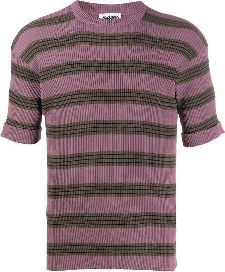 Magliano Crew neck striped T-shirt