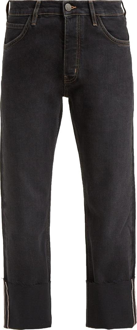 M.i.h Jeans Pheobe low-rise boyfriend jeans