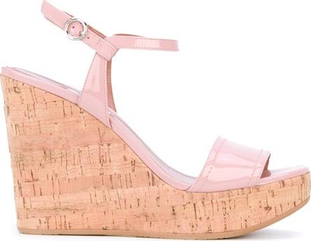 Bally Clivya wedge sandals