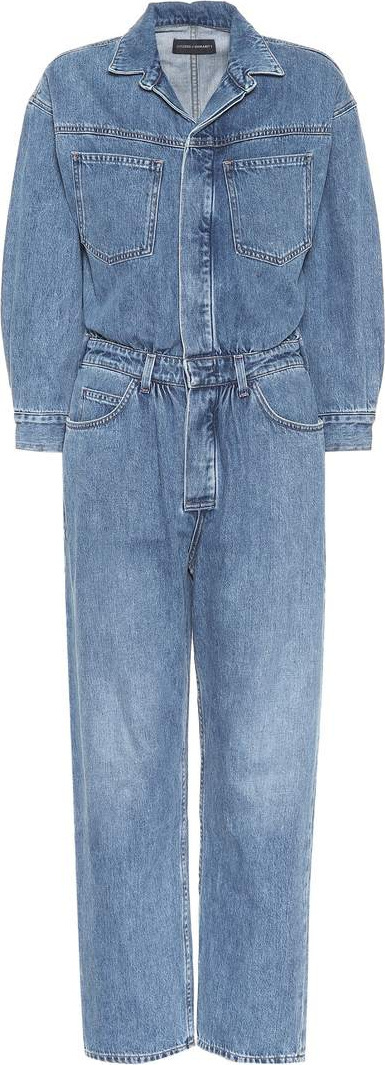 fab2832f267d Citizens Of Humanity Amber denim jumpsuit - Mkt