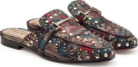 Sam Edelman Embellished Slip-On Loafers