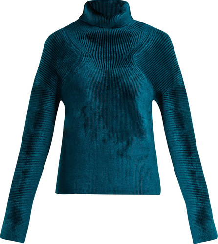 Haider Ackermann Aralia chenille roll-neck sweater