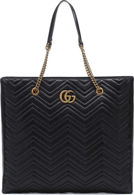 Gucci GG Marmont Large leather tote