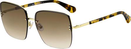 Kate Spade New York janays square acetate sunglasses