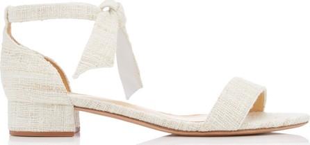 Alexandre Birman New Larita Linen Sandals