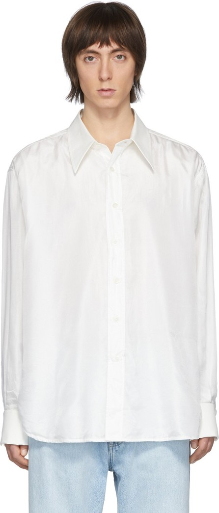 Our Legacy White Dancing Shirt
