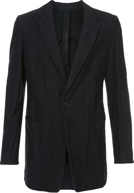 Forme D'expression Elongated longsleeved jacket