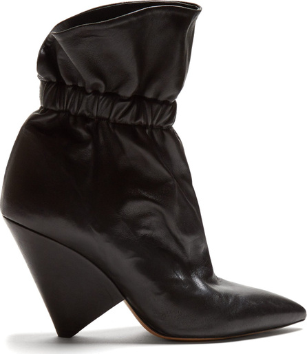 Isabel Marant Lileas leather ankle boots