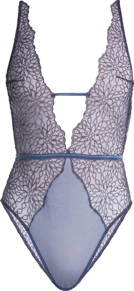 Coco De Mer Lazuli lace bodysuit