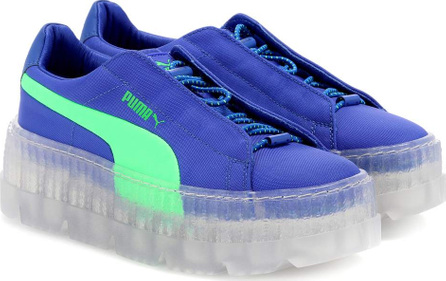 FENTY PUMA by Rihanna Clear creeper sneakers