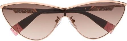 Furla Diva shield sunglasses
