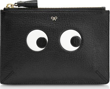 Anya Hindmarch Black Leather Small Loose Pocket