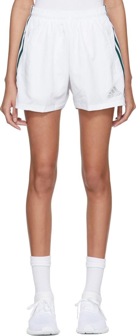 Gosha Rubchinskiy White adidas Originals Edition Shorts