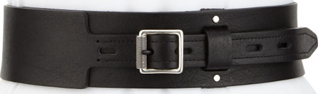 Rag & Bone Field Leather Waist Belt