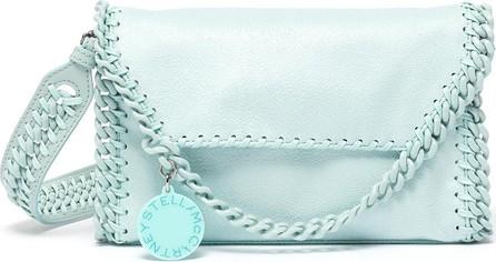 Stella McCartney 'Falabella Candy' mini shaggy deer shoulder bag