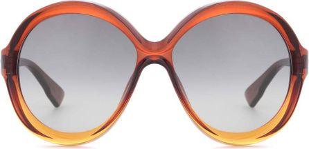 Dior DiorBianca oversized sunglasses