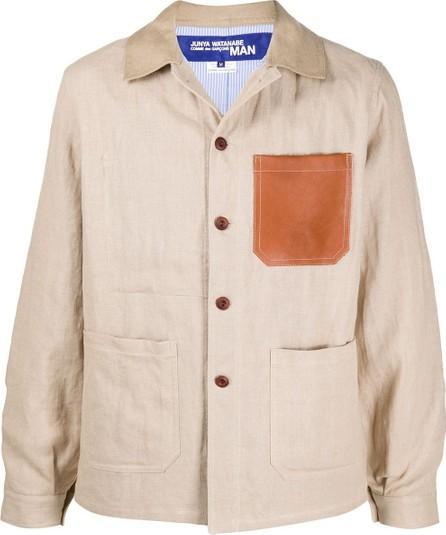 Junya Watanabe MAN Contrast pocket jacket