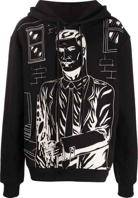 424 Fairfax Killer Comics oversized hoodie